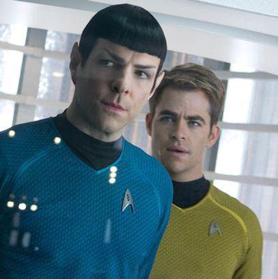 หนังเรื่อง Star Trek