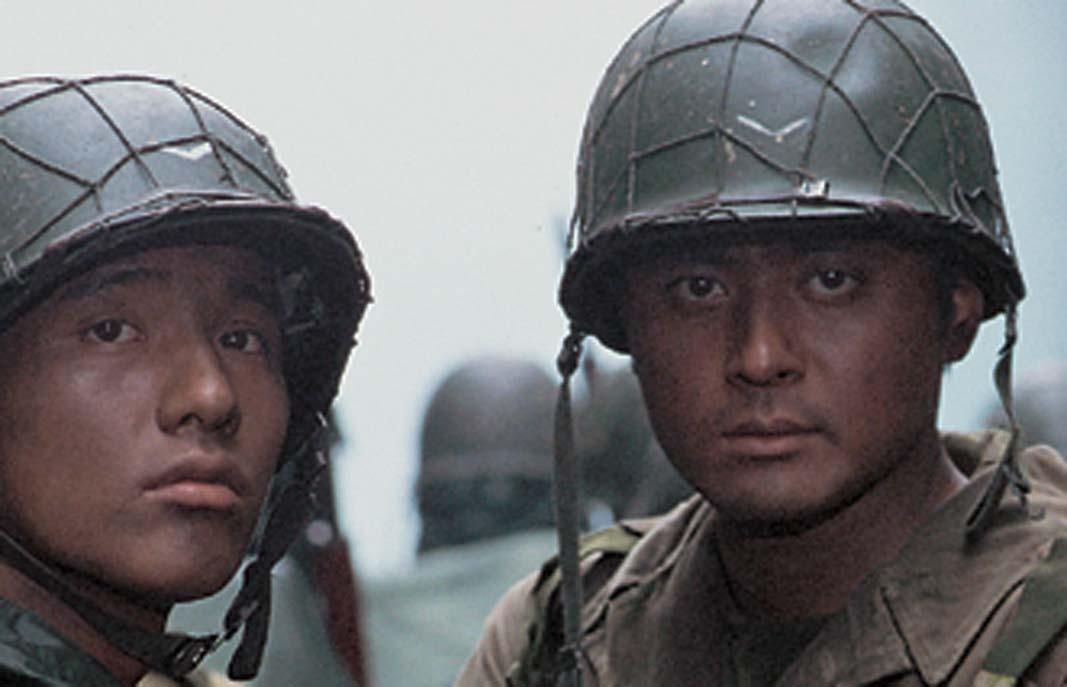 รีวิว หนัง Tae Guk Brotherhood of War (2004)